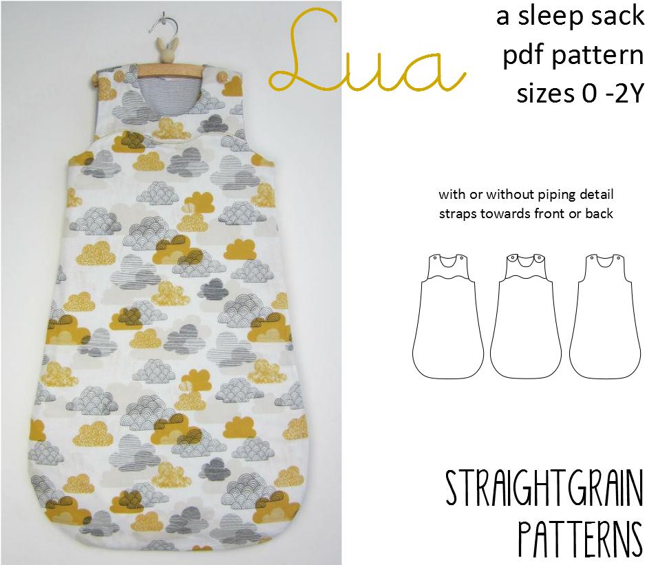 Lua Sleep Sack – StraightGrain