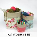 matryoshka bins