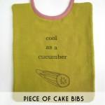piece of cake bibs 2