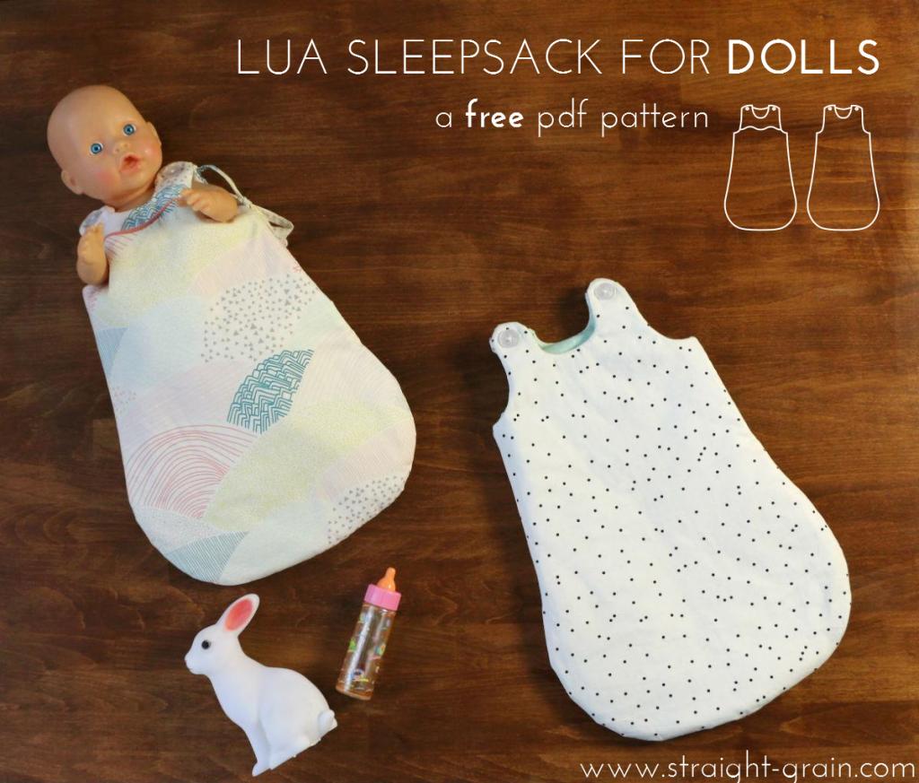 Lua for dolls FREE pattern